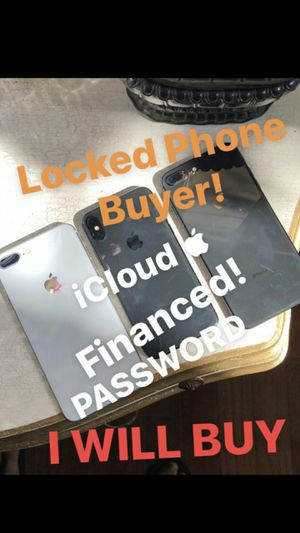SELL ME YOUR LOCKED OR BAD IMEI PHONES for Sale in Hyattsville, MD