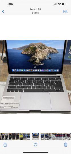 """13"""" Macbook pro Touchbar- 3.1Ghz Intel Core i5- 500GB SSD- 16GB RAM Thumbnail"""