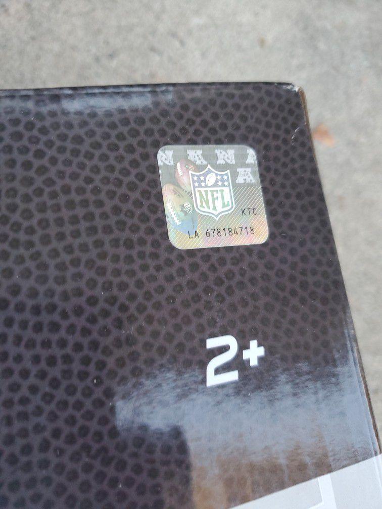 Nfl Official Merchandise Kids PATRIOTS INFLATABLE HELMET