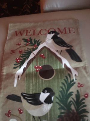 Welcome flag for your yard for Sale in Warrenton, VA