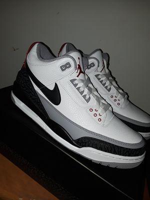 060c934e459e Jordan 3 tinkers (size 11) for Sale in Aurora