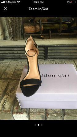 Steve Madden sandals size 7 Thumbnail