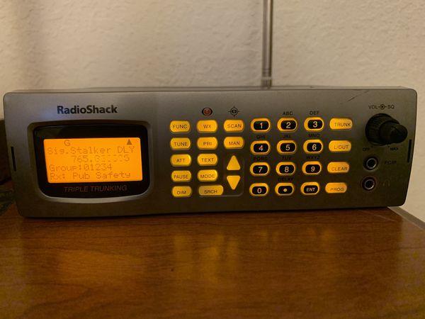 RadioShack Scanner for Sale in Rocky Mount, VA - OfferUp