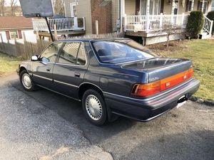 Photo 1989 Acura legend