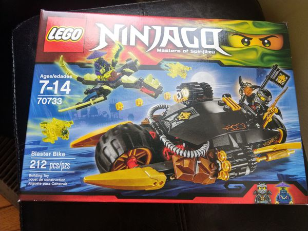 Lego Ninjago Blaster Bike Brand New Unopened For Sale In Rockville