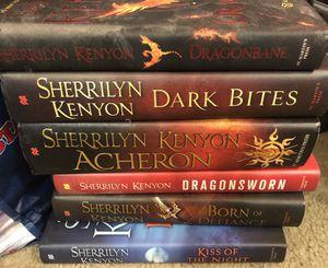 Sherrilyne Kenyon Books for Sale in Anaheim, CA