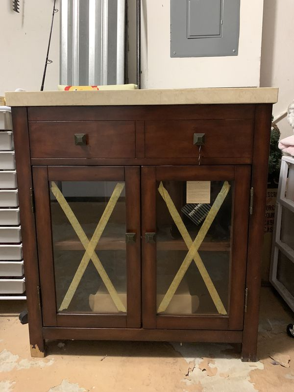 32 inch bathroom vanity ( stain world ) for Sale in Miami ...