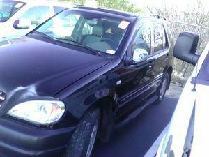 2001 mercedes ml 320 parts for Sale in Richmond, VA