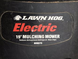 Electric mower Thumbnail