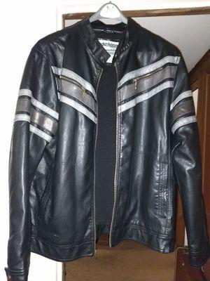 Black Moto jacket for Sale in Herndon, VA