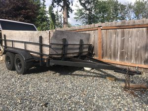 New and Used Utility trailers for Sale in Bremerton, WA