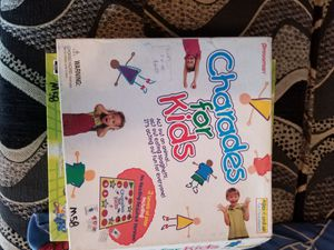 Charades kids' game for Sale in Santee, CA