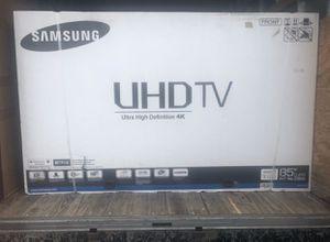 "Samsung UN85JU7100 85"" 4K UHD LED Smart TV *FREE DELIVERY* for Sale in Tacoma, WA"