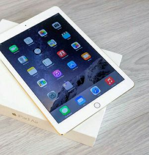 Ipad Air Wifi + Cellular Unlocked + Excellent Condition + Charger + 30 day warranty for Sale in Vienna, VA