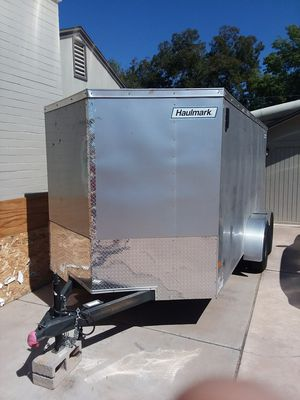 Offerup Las Vegas >> New and Used Enclosed trailers for Sale in Phoenix, AZ ...