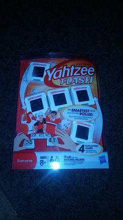 Electronic Yahtzee flash Thumbnail