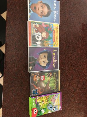 Kids movie for Sale in Alexandria, VA