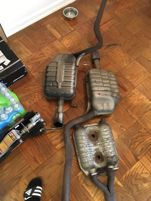 Audi A4 exhaust for Sale in Aspen Hill, MD