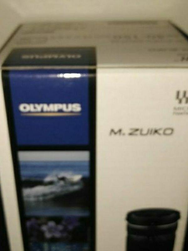 Olympus Camera Lens