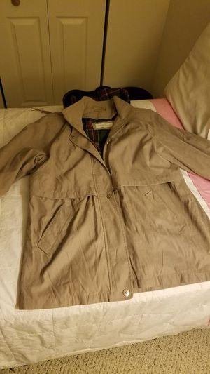 Liz Claiborne coat extra large for Sale in Harpers Ferry, WV