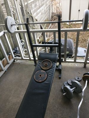 Gym Equipment for Sale in Jersey City, NJ