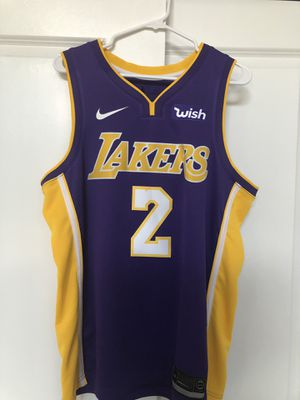 buy popular a7ede 26a61 New and Used Lakers jersey for Sale in Wilmington, DE - OfferUp