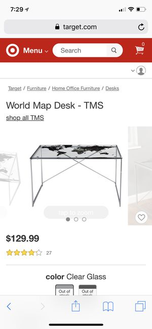 New and used items for sale in simpsonville sc offerup target world map desk for sale in taylors sc gumiabroncs Gallery