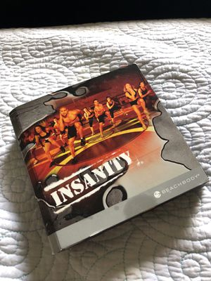 Insanity (Workout DVDs) for Sale in Germantown, MD