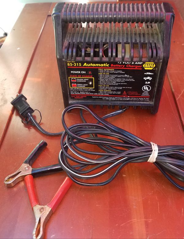 NAPA 12v battery charger for Sale in Covina, CA - OfferUp Napa Battery Charger Wiring Schematic on