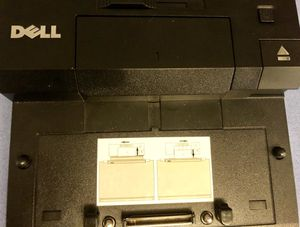 Dell Latitude E Port Pro3x Replicator Docking Station for Laptop for Sale in Herndon, VA