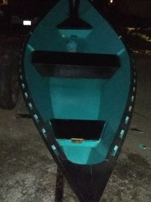 Rare Dory type design fishing trollor for Sale in Portland, OR