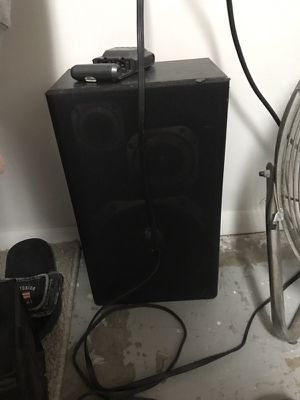 Speakers with tuner for Sale in Washington, DC