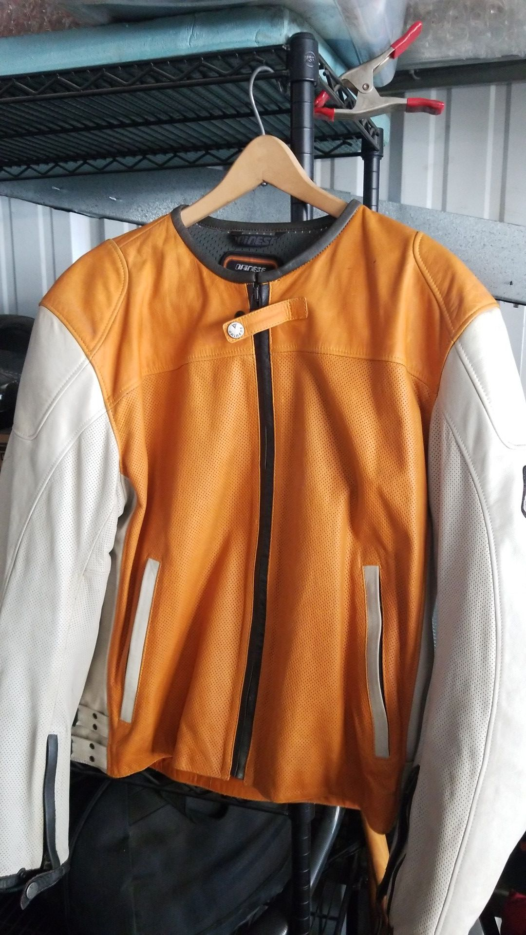 Dainese 72 jacket size 60