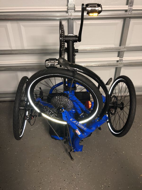 Recumbent Bicycle Catrike Trail For Sale In Clearwater Fl
