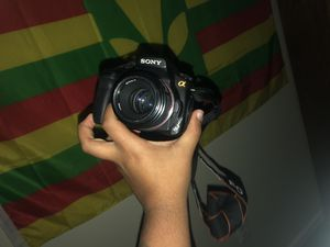 Camera Sony a 300 for Sale in Rockville, MD