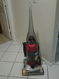New Bissell total floors complete fabreez hepa filter vacuum cleaner works great! Thumbnail
