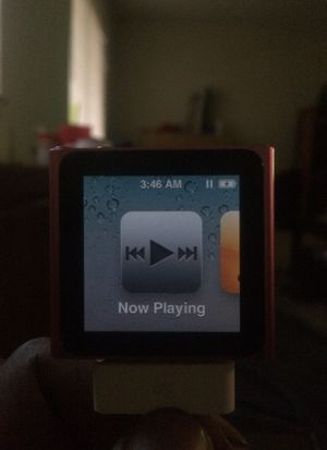 iPod Nano 6th Generation for Sale in Silver Spring, MD