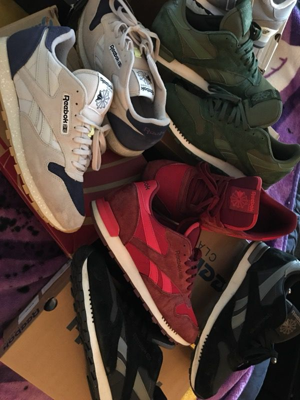 41724a5ad9b2 New and Used Reebok for Sale in Oxnard