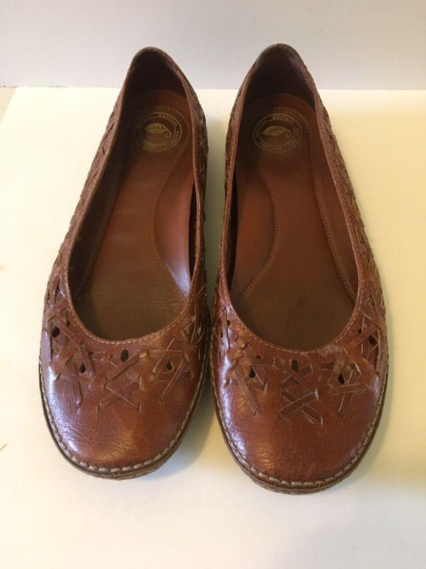 Brown Nurture Shoes size 8.5