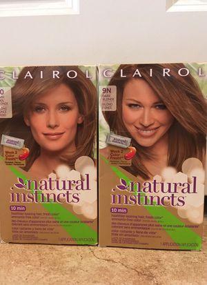 Natural Instincts dark blonde hair color for Sale in Alexandria, VA