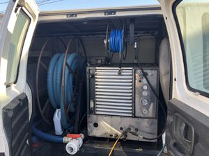 Fox Carpet Cleaning TruckMount for Sale in Oxnard, CA