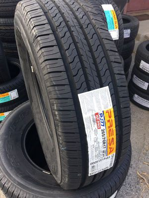 All season tires, available all sizes/ NO CREDIT CHECK / only $50 down payment for Sale in Chicago, IL