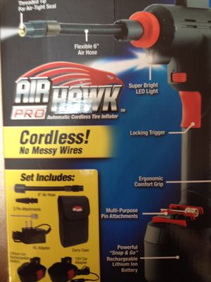 Cordless Tire Inflator NEW for Sale in Fairfax, VA