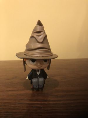 Ron in Sorting Hat - Harry Potter Funko Mystery Mini for Sale in Chantilly, VA