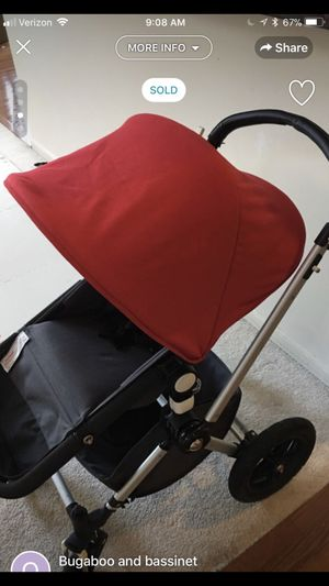 Baby stroller bugaboo for Sale in West Springfield, VA