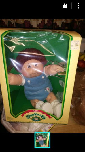 1984 Cabbage Patch Doll for sale  Wichita, KS