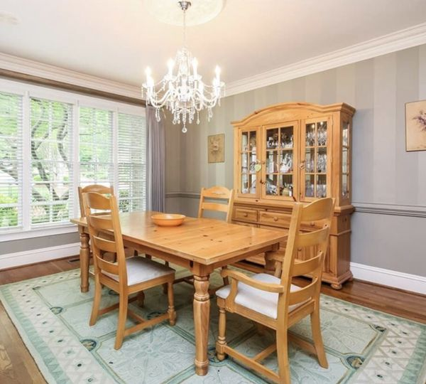 Broyhill Fontana Dining Room Set Moving Must Go For Sale In Greensboro Nc Offerup