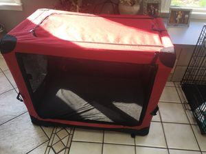 Portable Dog Crate for Sale in Potomac, MD