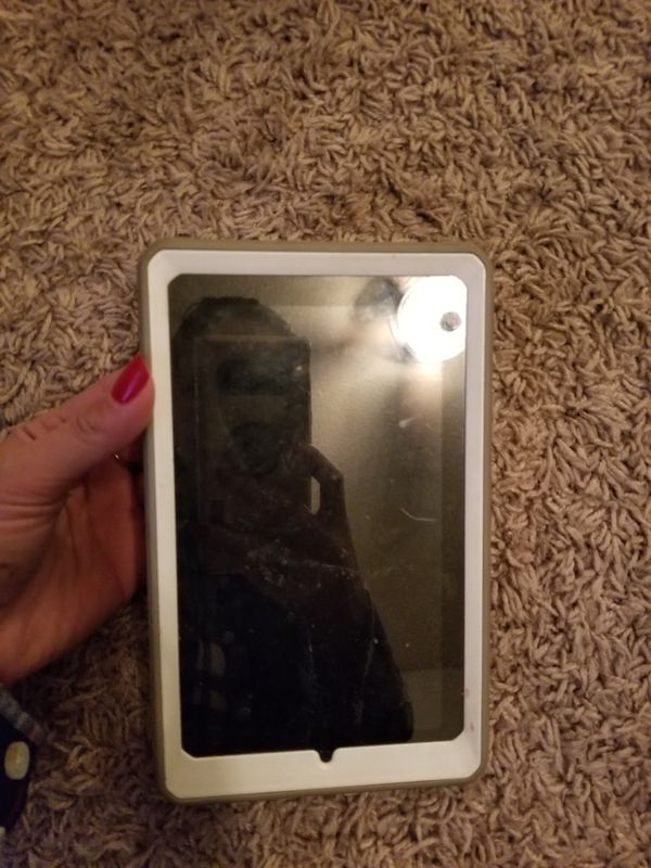 Amazon fire tablet  Without charger  It works! for Sale in Longwood, FL -  OfferUp