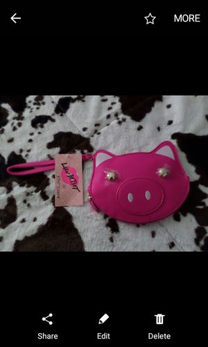 Betsey Johnson purse for Sale in New Canton, VA